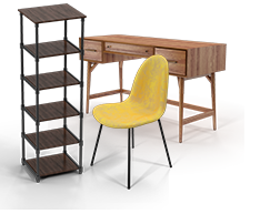 家具類の回収品目