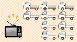 不用品1点から大型トラック10台以上まで対応
